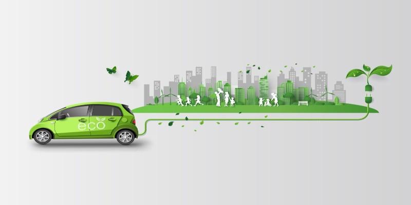 environment-friendly-electric-car